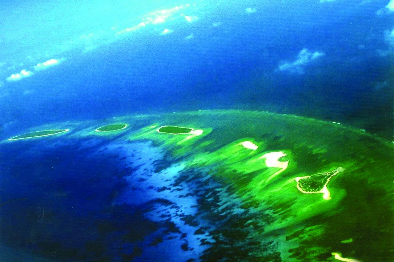秘美丽的西沙群岛
