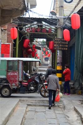 石狮日报数字报-永宁老街鳌城中开坊象山特色美食图片