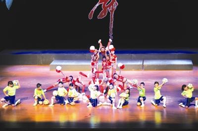 办第六届少儿舞蹈比赛