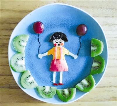 石狮日报数字报-巧手妈妈的创意早餐