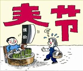 春节临近服务业涨价不a眼睛眼睛素描漫画图片
